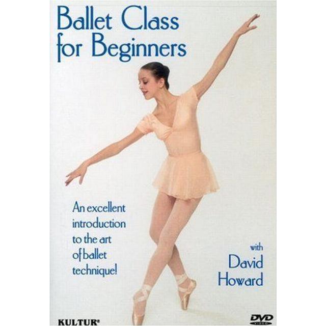 Ballet Class for Beginners [DVD] [1986]